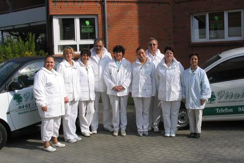 Ihr Pflegedienst für Flensburg, Glücksburg und Harrislee!